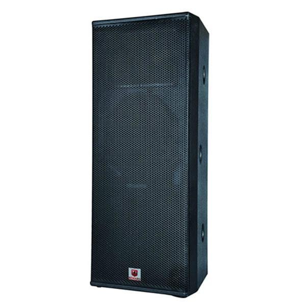 T-215 loudspeaker dual 15'' 1000W 18mm plywood high end driver speaker 1