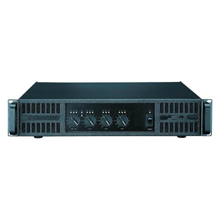 KM-450 four channel power amplifier 750W*4/4ohm 500W*4/8ohm 1