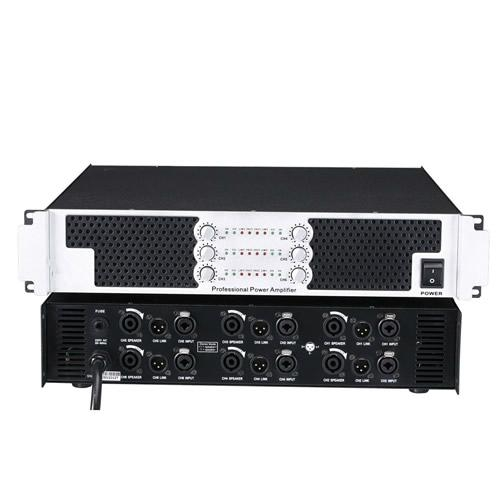 KM-6600 six channel power amp 850W*6/4ohm 600W*6/8ohm 1