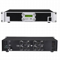 PA-480 four channel digital power amplifier 1200W*4/4ohm 800W*4/8ohm
