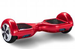 两轮平衡滑板车