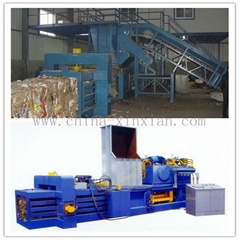 HPA Horizontal Balers with Automatic Belting