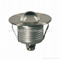 high power LED recessed wall lamp,