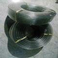PVC透明內置鋼絲增強液壓膠管