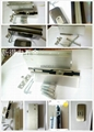 High quality cam door closers for rotating concealed springs 1