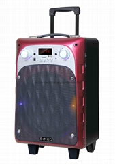 portable powered speakers BK-1002