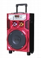 portable DJ speakers BK-807