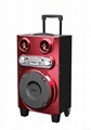 portable party speakers BK-806 2