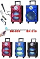 portable karaoke speakers BK-809
