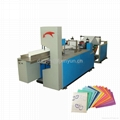Automatic Disposable Dental Bibs Napkin Paper Making Machine 1