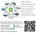 Full automatic pocket tissue handkerchief paper making machine 2