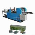 Full automatic pocket tissue handkerchief paper making machine 4