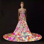 高端夢幻婚紗3D mapping