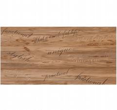 Rectified Wooden Tiles The Nordic elm