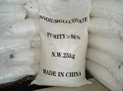 Planetbio工業級葡萄糖酸鈉水處理化學品99%
