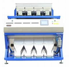 VISION Manufactured 192 Channels Shelled Pumpkin seed optical separating machine