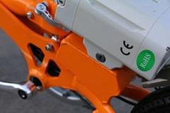 批发一秒折叠锂电池高配14寸铝车架
