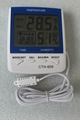 DIGITAL THERMOMETER AND HYGROMETER 4