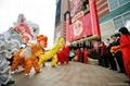 上海地产开盘庆典