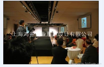 上海时装T台秀产品发布会舞美制作 3