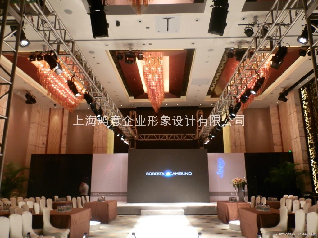 上海鸿声舞美展台展示搭建制作 4