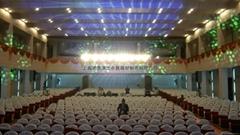 上海松江演出燈光音響設備租賃