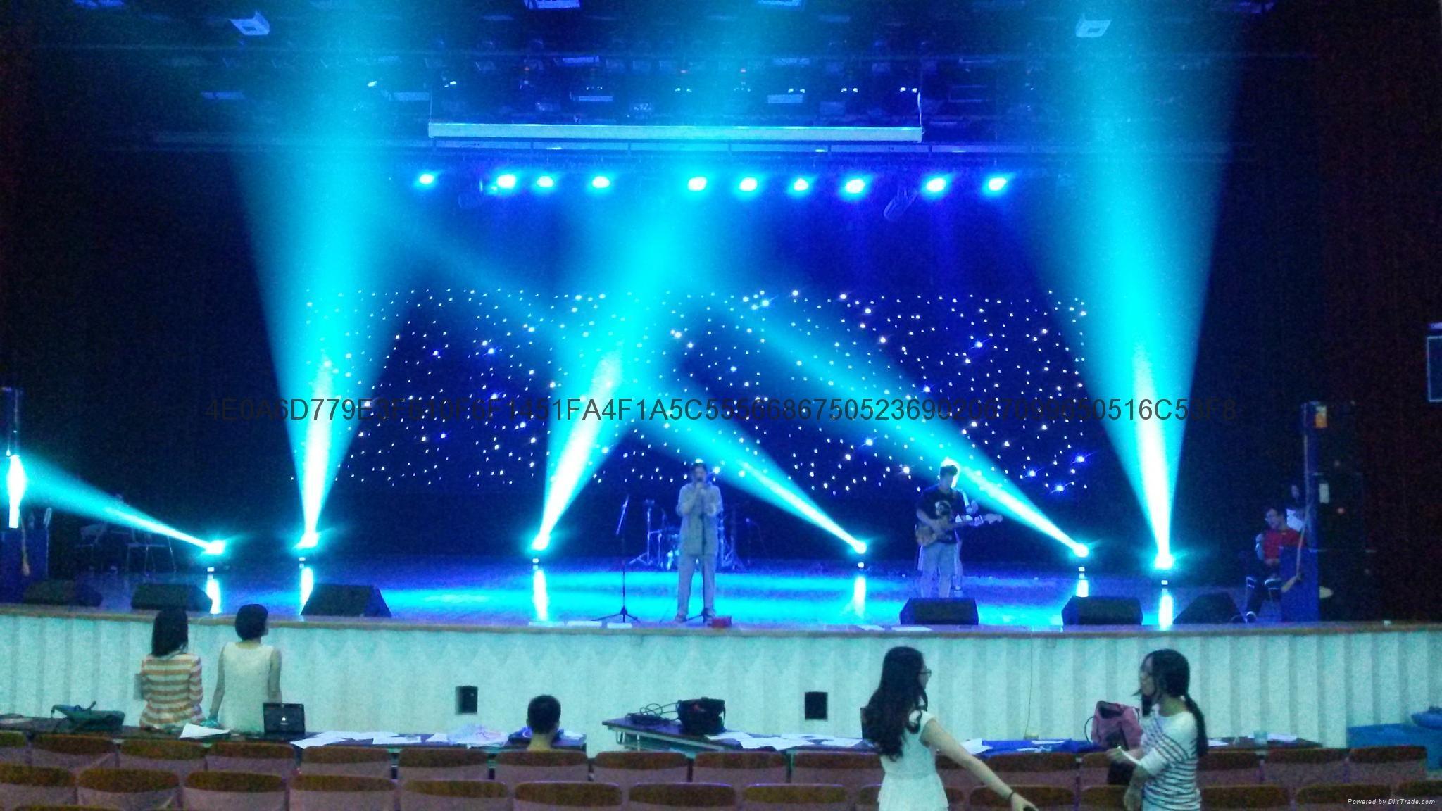 上海松江演出灯光音响设备租赁 2