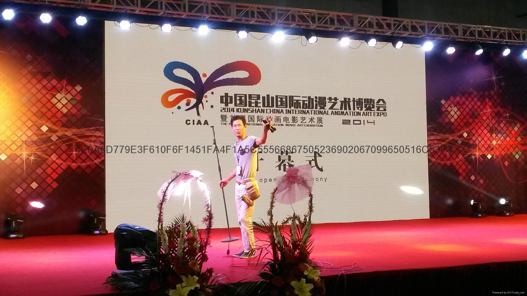 上海松江演出灯光音响设备租赁 3