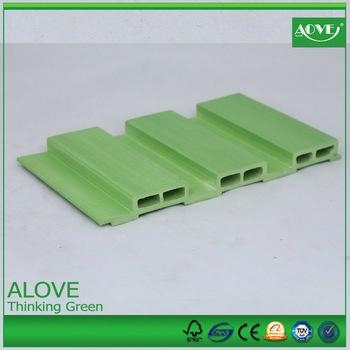 pvc wall panels  outdoor exterior wall cladding decking panel 1