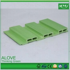 pvc wall panels  outdoor exterior wall cladding decking panel