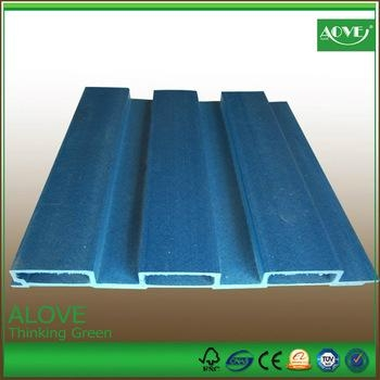 pvc wall panels  outdoor exterior wall cladding decking panel 3