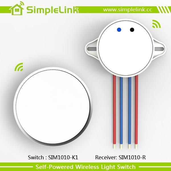 RF remote control wireless wall switch 3