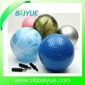 Peanut Yoga Ball,Gym Ball,Bosu Ball Massage Ball 5