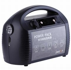 Pecron 便攜式交流移動電源220V 汽車應急啟動電源