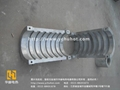 双螺杆铸铝加热圈