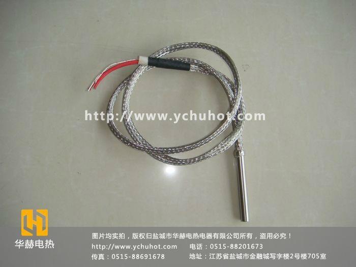 硫化机单头电热管 1