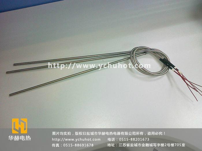 硫化机单头电热管 3