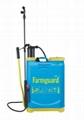 Taizhou PE NEW 16L backpack hand pump