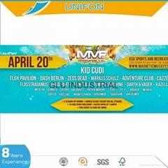 Movie Ticket Music Festival Ticket Paper