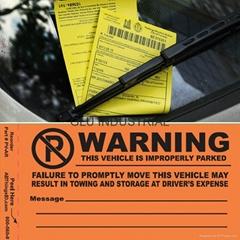 Parking Ticket Shopping receipt Movie