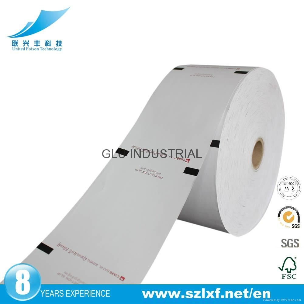 shopping mall receipt thermal paper roll movie ticket roll for thermal printer m 3