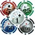 20113 Poker Chips