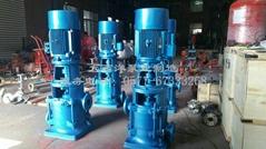 ISG立式單級管道離心水泵