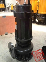 优质QW无堵塞耐腐蚀潜水排污泵