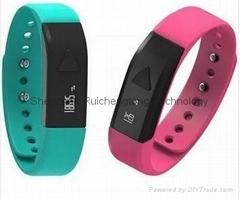 I5 Smart Bracelet Bluetooth Activity Wristband Intelligent Sports Waterproof