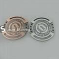 2015 manufature personalised coins uk