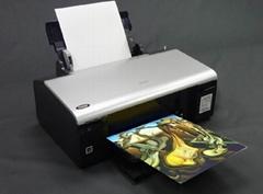 A-046G  A4 亮面棉质油画布(不耐水)(喷墨印表机专用)