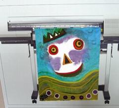AP-603  水性霧面耐水油畫布 ( Water Dye ink & Water Pigment ink )