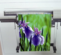 AP-6108-N  油性雾面耐水单透绢布 (Solvent & Eco Solvent & Latex & UV)