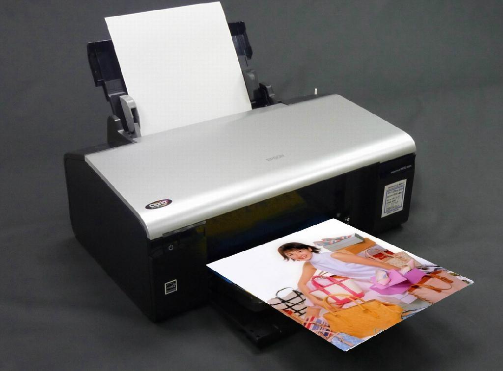 AS-101 Glossy Artist Silk (No water-resistance) ( Water Dye Ink ) 2